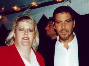 Susan and George