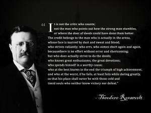 TR on critics