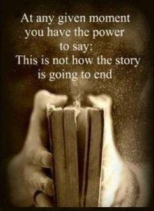 Power to change story